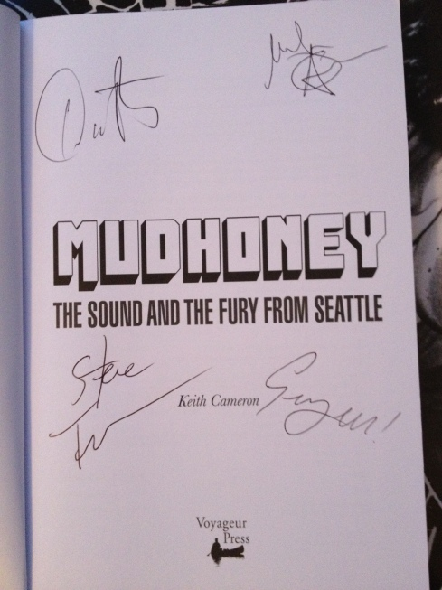 Mudhoney: The Signed And The Fury